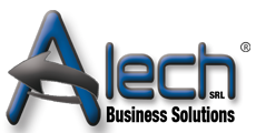 logo Alech business